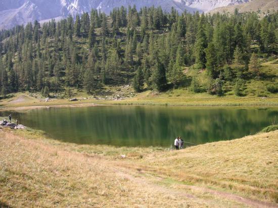 Lac Mirroir